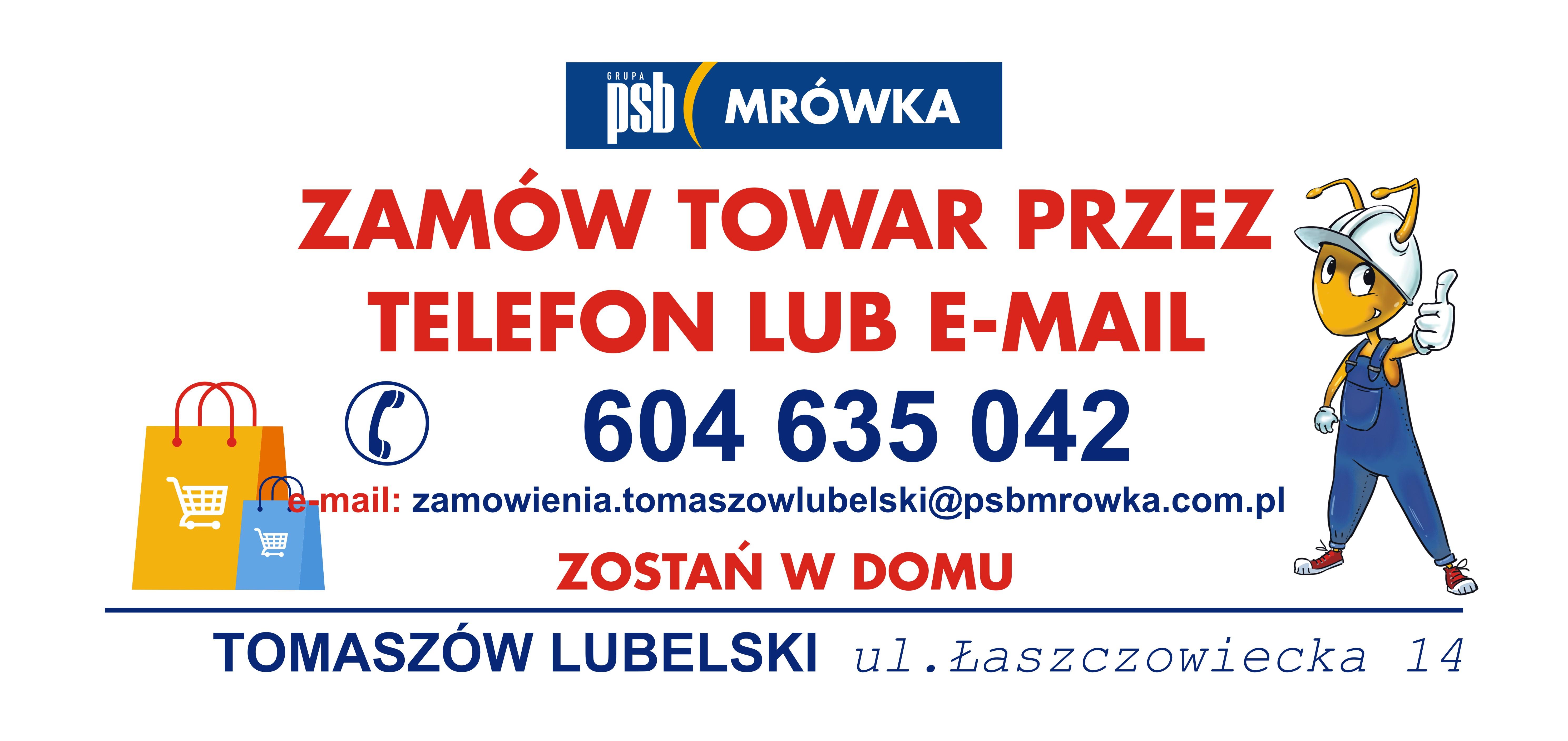 Mrówka Tomaszów Lubelski