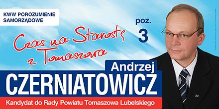 Andrzej Czerniatowicz