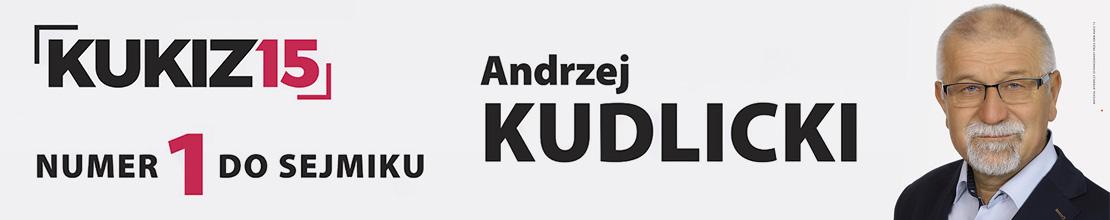 Andrzej Kudlicki - Wybory 2018