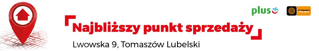 Plus Tomaszów Lubelski Październik