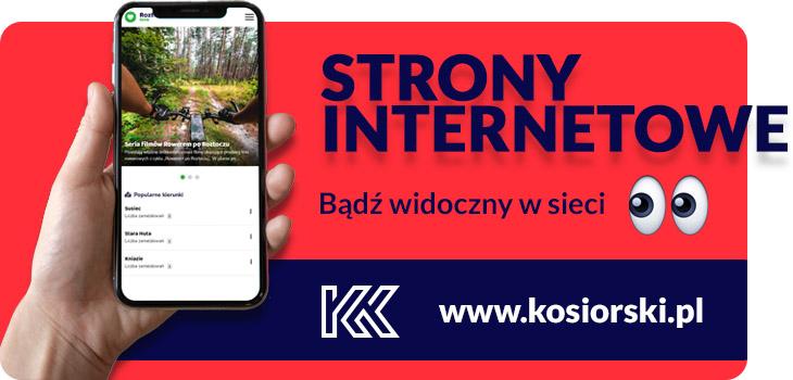 Kosiorski.pl Strony www